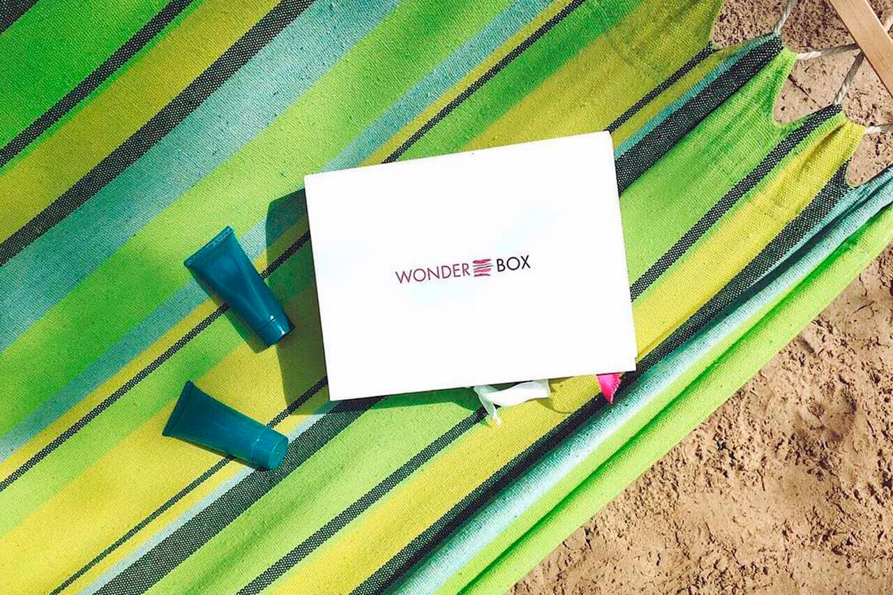 Wonderbox TravelBox July 2017 купить