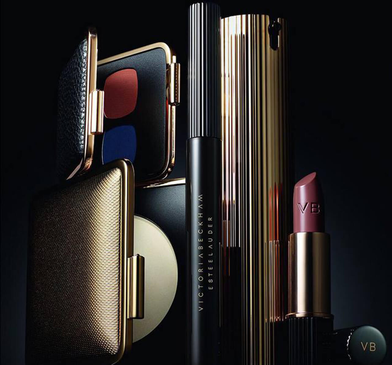 Victoria Beckham x Estée Lauder Fall 2017 Collection купить