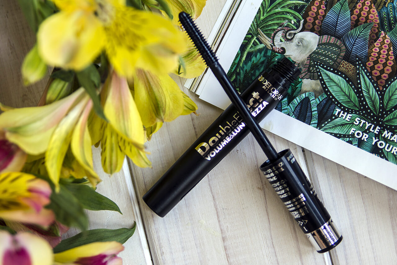 Тушь Deborah Milano Double Effect Volume & Length Mascara.jpg