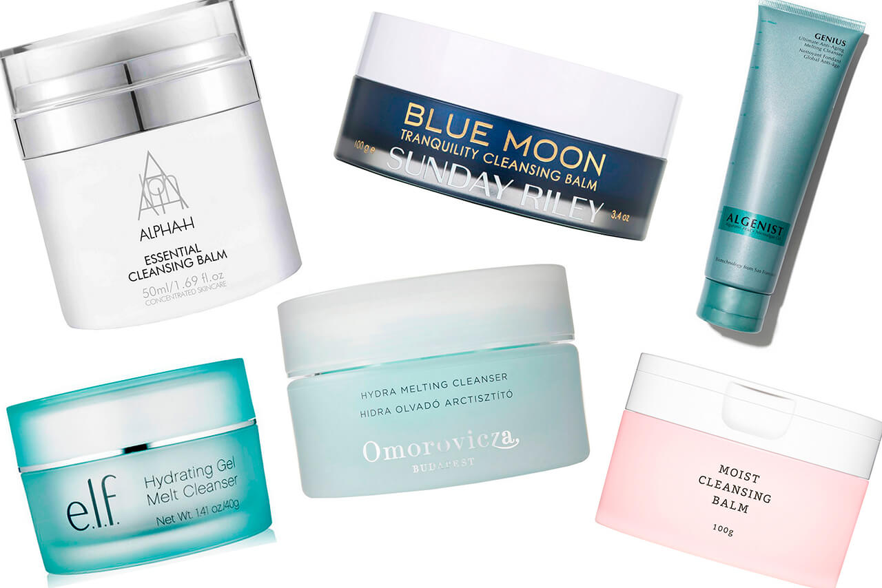 melting cleansers
