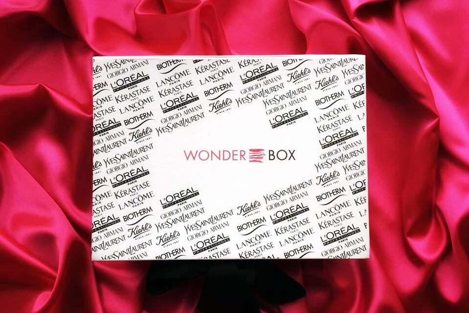 Бьюти-бокс L'Oreal Luxe by WonderBox