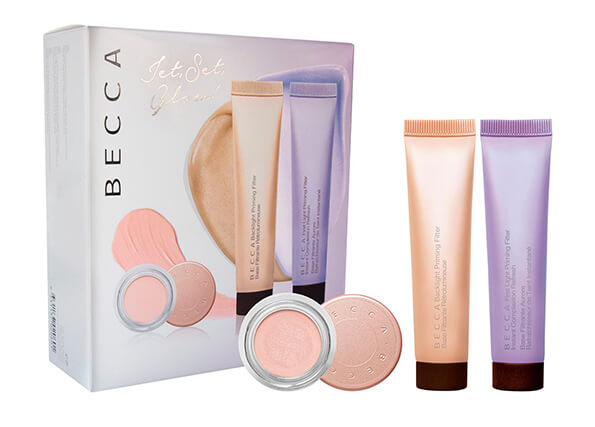Набор Becca Limited Edition Jet Set Glow, Prep and Prime Kit