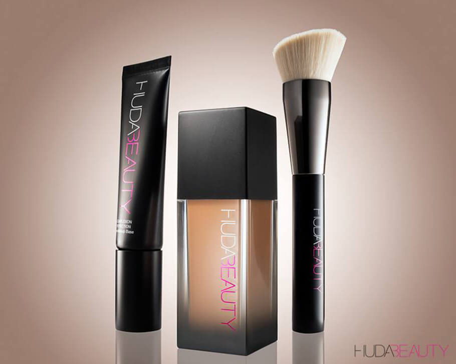 Тональная основа Huda Beauty #FauxFilter Foundation