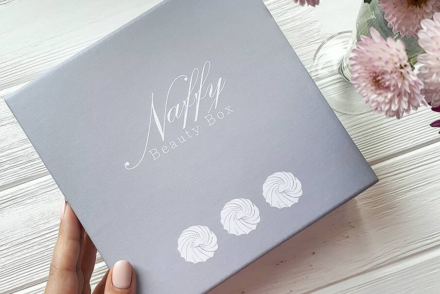 Naffy Beauty Box осень 2017