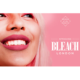 косметика Bleach London отзывы