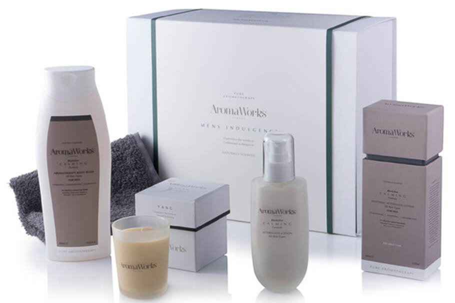 Мужской набор AromaWorks Men's Indulgence Gift Set