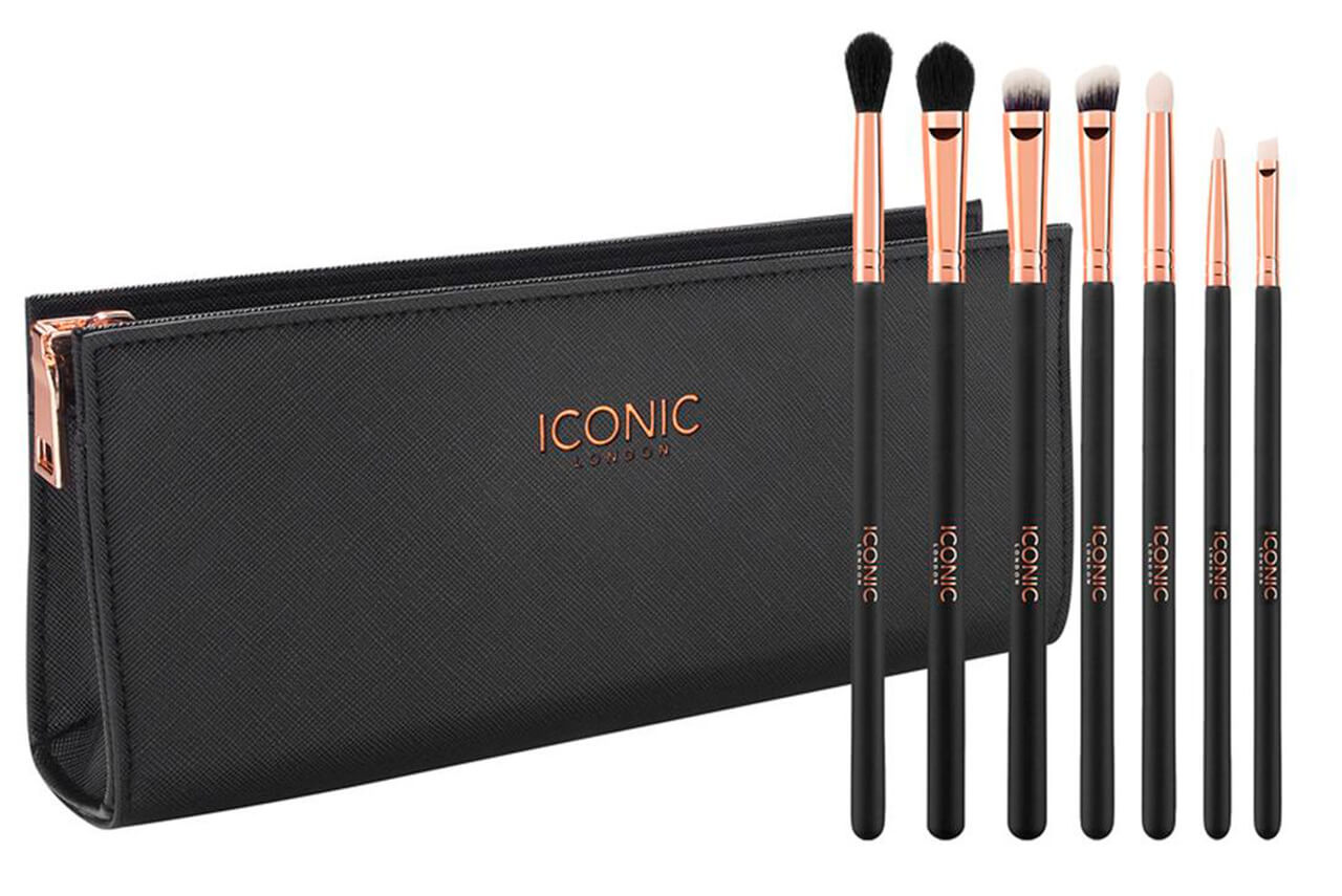 Набор кистей Iconic London Complete Eye Set купить