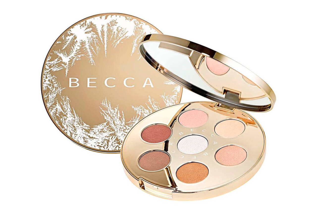 Палетка теней Becca Après Ski Glow Collection Eye Lights Palette