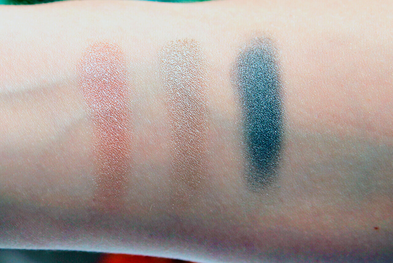 палетка Smashbox Cover Shot Metallic Eye Palette отзывы