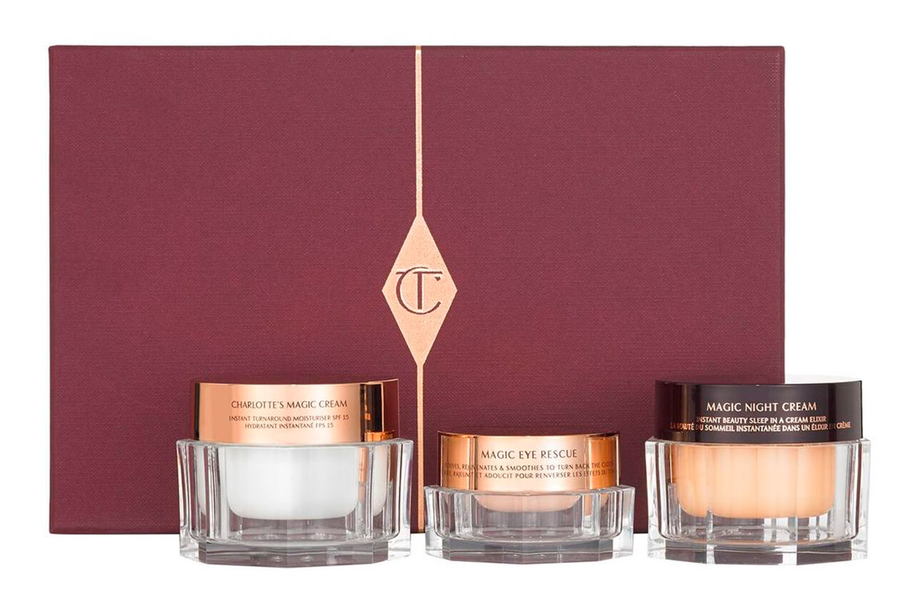 Charlotte Tilbury Magic Skin Trilogy купить