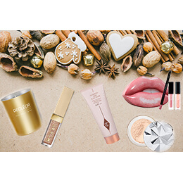 Huda Beauty Contour and Strobe Lip Set купить