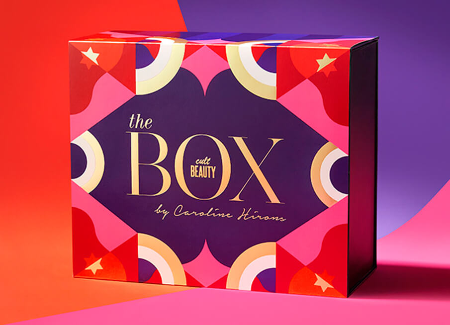 The Cult Beauty Box by Caroline Hirons декарь 2017 наполнение