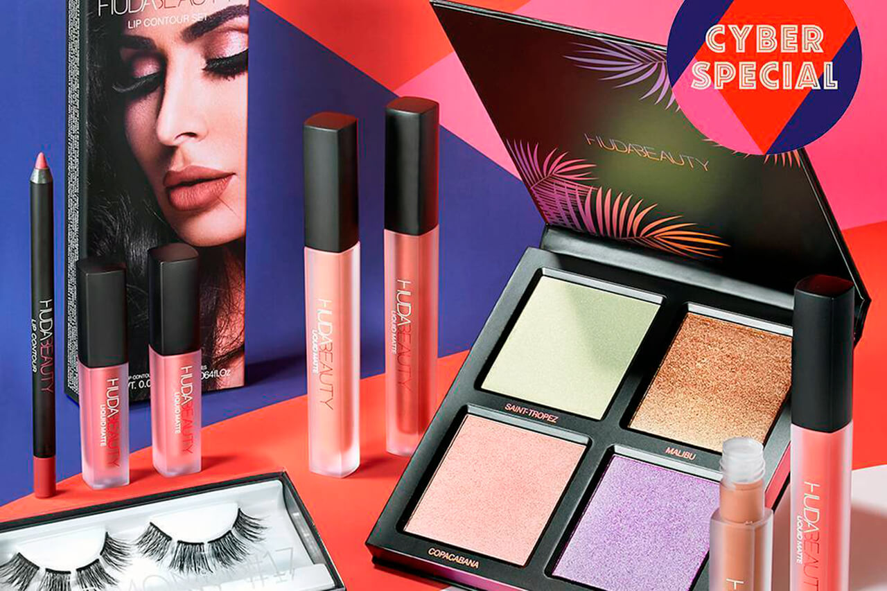 huda beauty на cult beauty