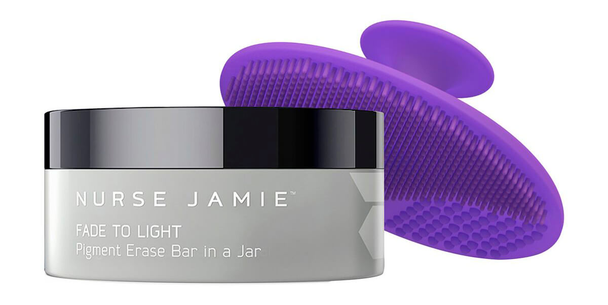 Nurse Jamie  Fade to Light Pigment Erase Bar in a Jar отзывы