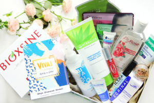 Viva Beauty Box Makeup Me Golden Premium наполнение
