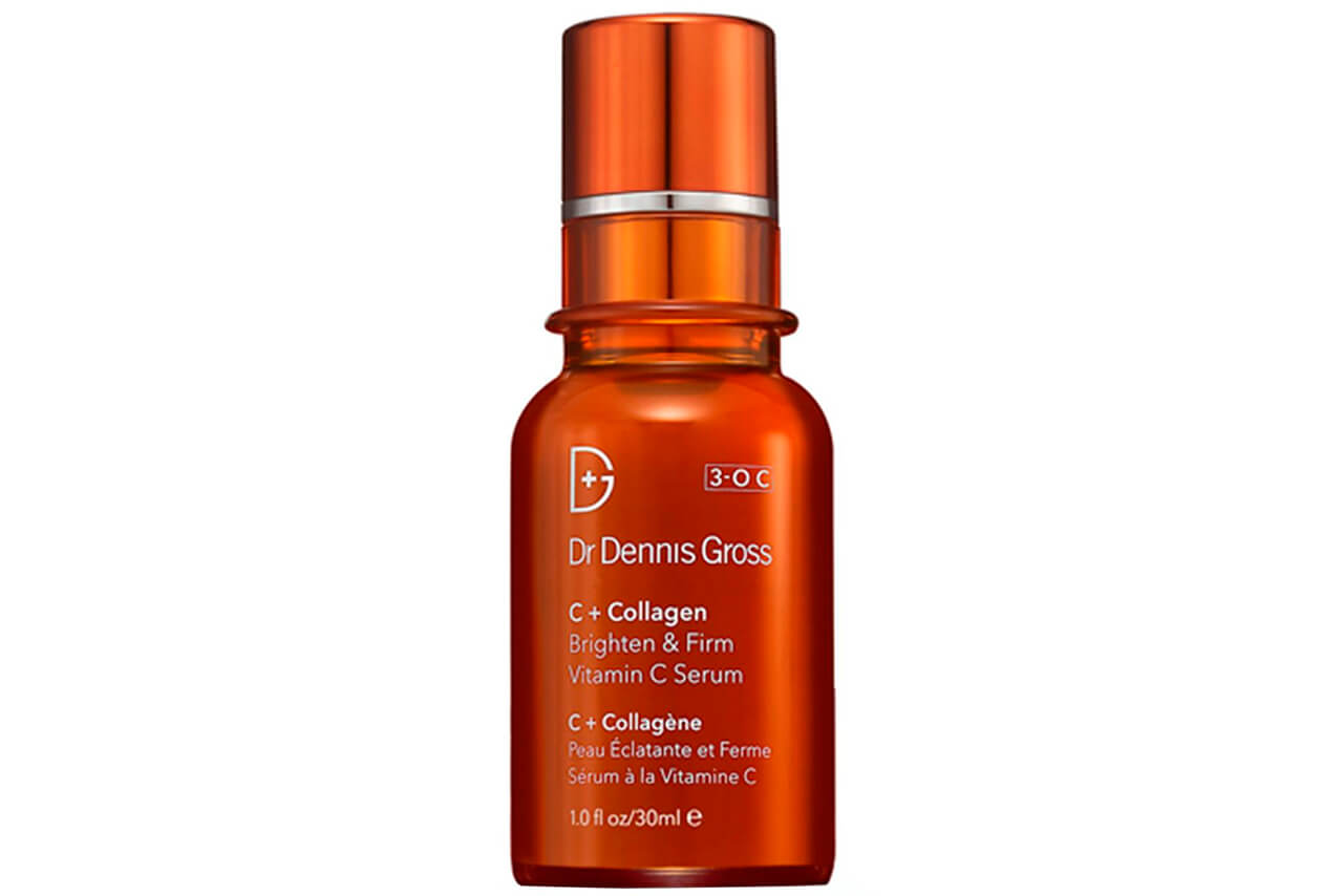 Сыворотка для лица Dr.Dennis Gross C + Collagen Brighten + Firm Vitamin C Serum