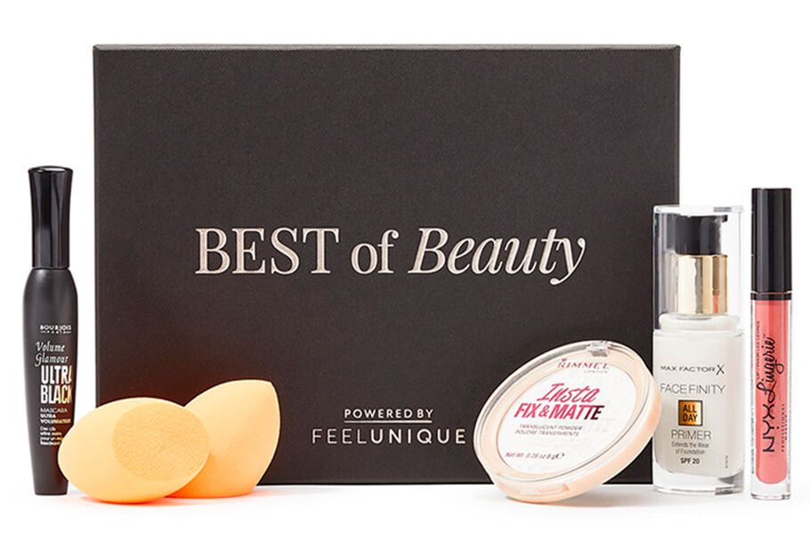 бьюти-бокс Feelunique Makeup Essentials Beauty Box купить
