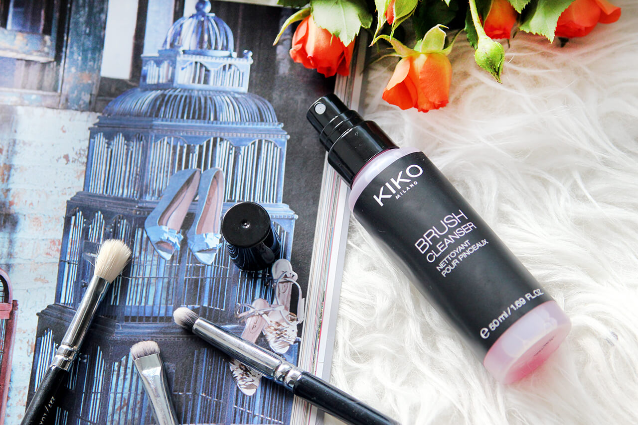 Kiko Milano Brush Cleanser отзывы
