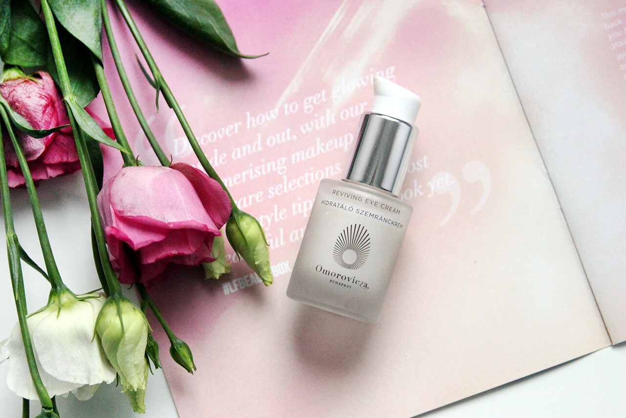 Omorovicza Reviving Eye Cream отзывы