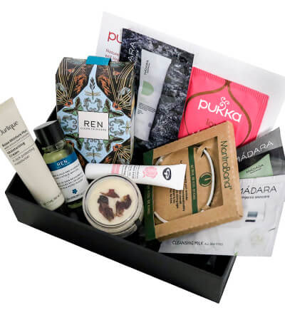 Бьюти-бокс Naturisimo The Self Love Discovery Box