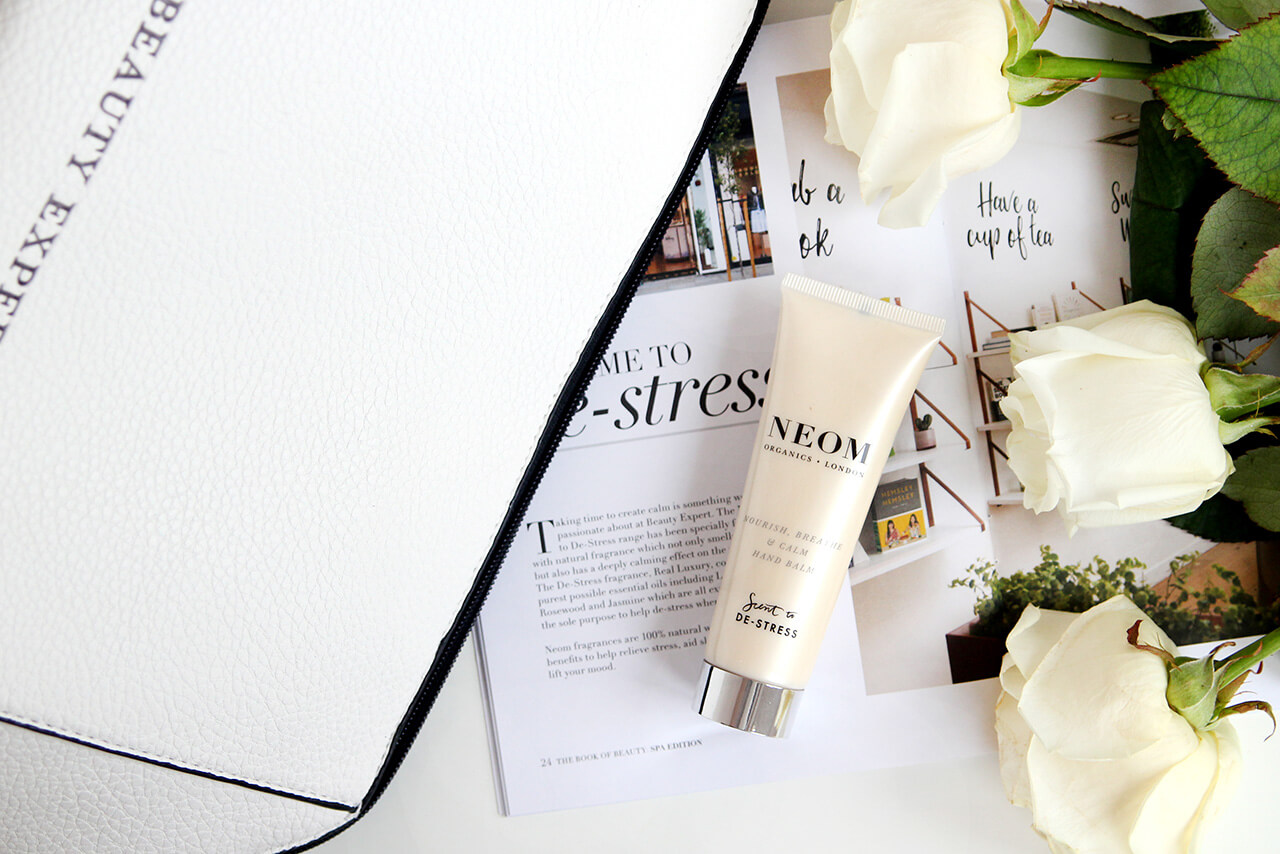 Крем для рук NEOM Organics London Nourish, Breathe & Calm Hand Balm