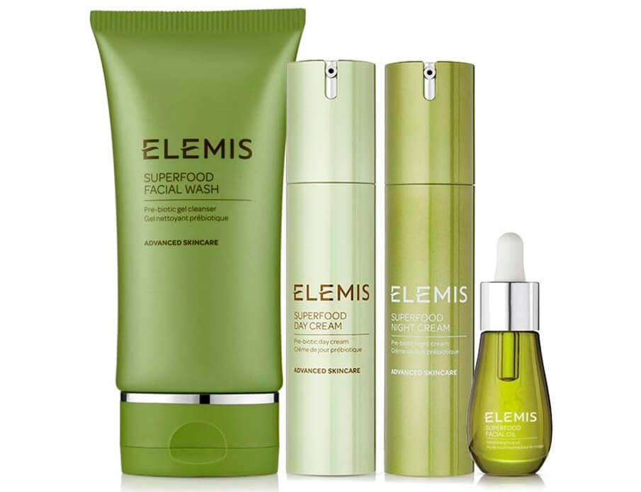 Серия средств Elemis Superfood