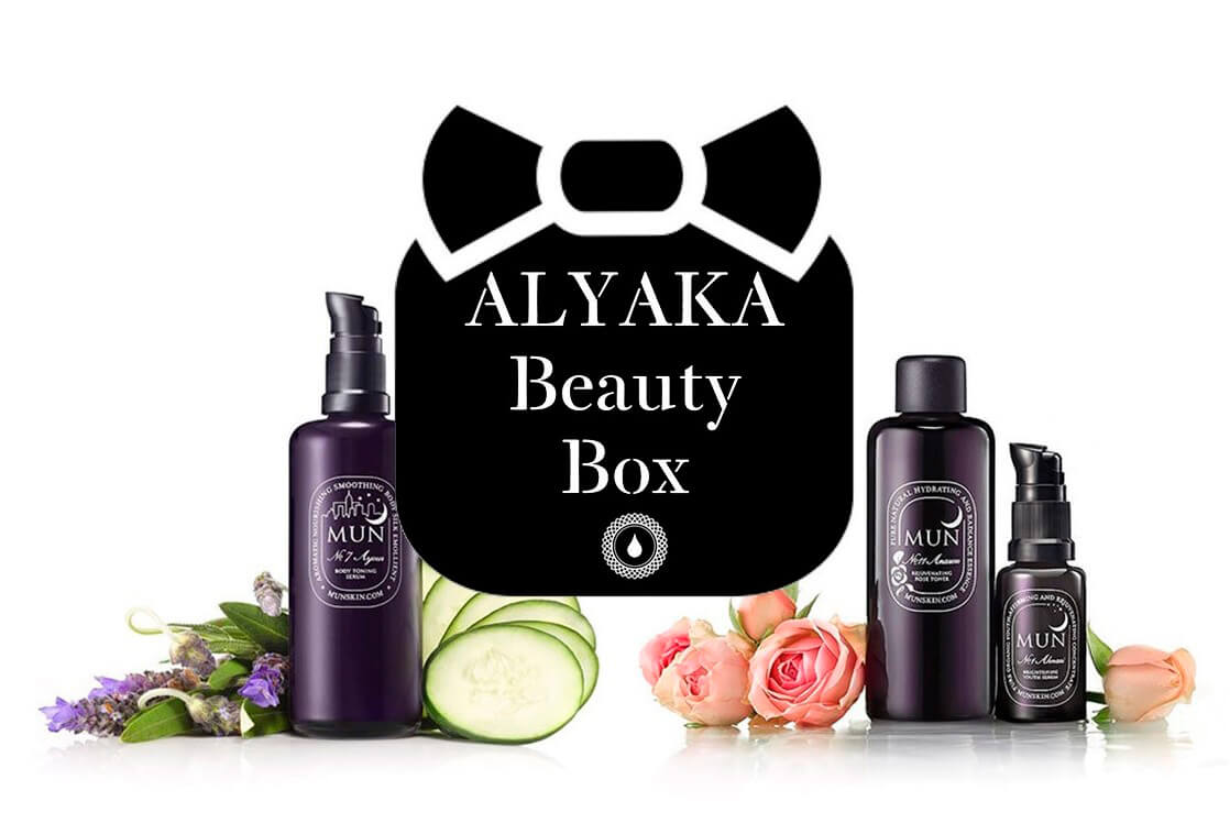 Alyaka Beauty Box купить