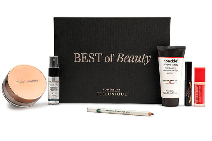 Feelunique Best Of Beauty Box купить