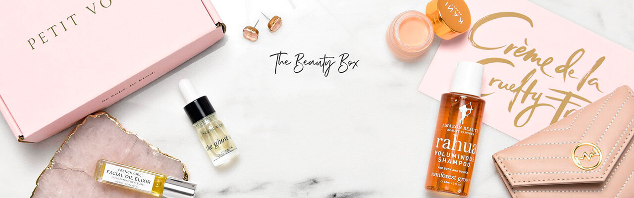 Petit Vour Beauty Box купить