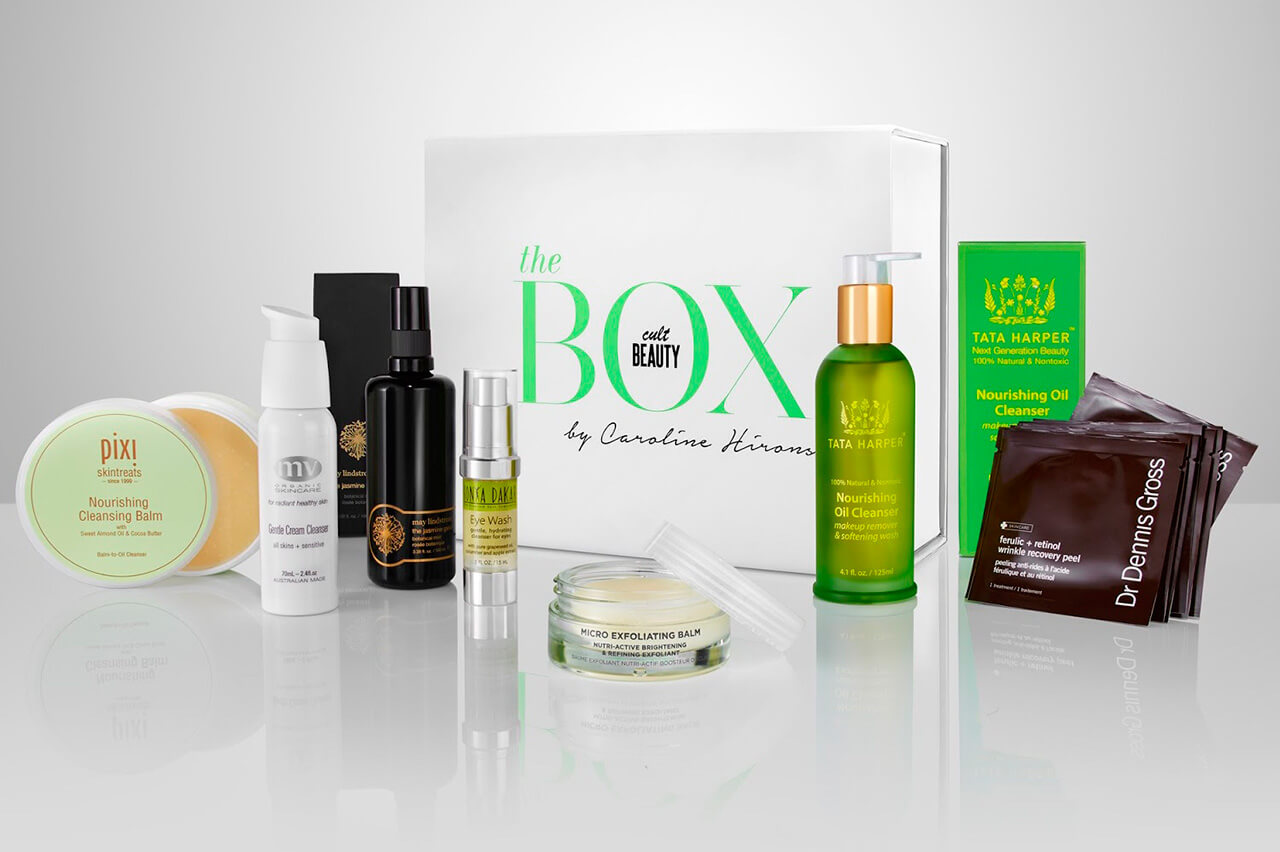 The Cult Beauty Box купить