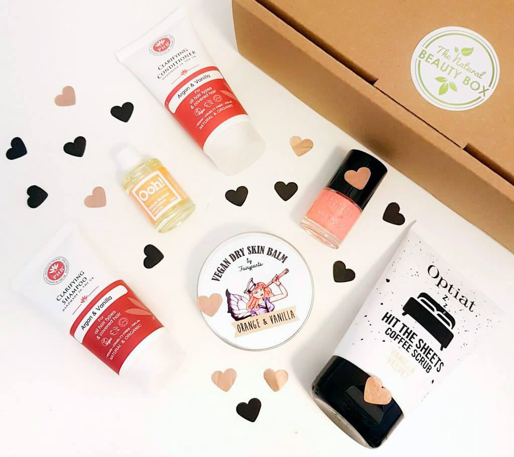 The Natural Beauty Box купить