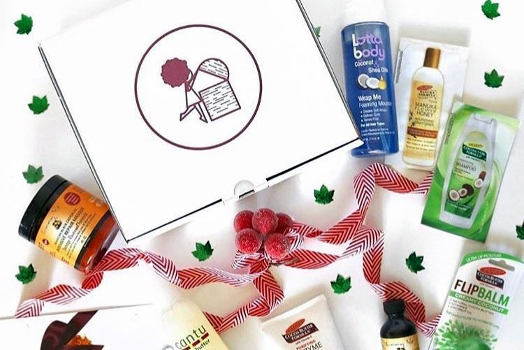 Treasure Tress Beauty Box купить 1