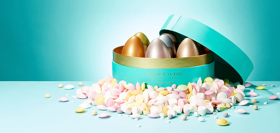 Бьюти-бокс Lookfantastic The Beauty Egg Collection 2018