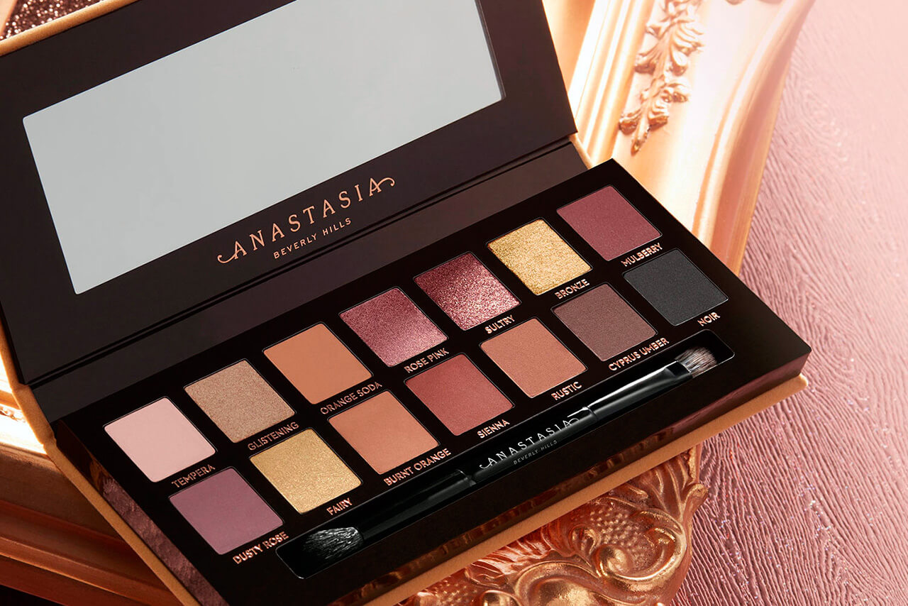 Палетка теней Anastasia Beverly Hills Soft Glam Eyeshadow Palette