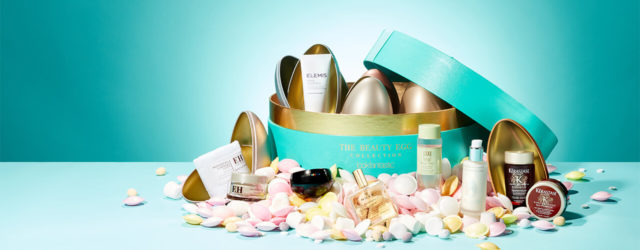 Lookfantastic The Beauty Egg Collection 2018 наполнение