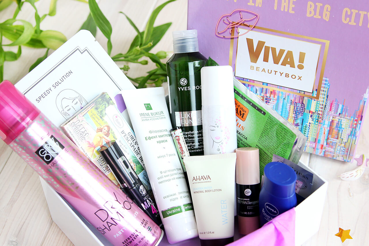 Viva Beauty Box Beauty In The Big City Premium отзывы