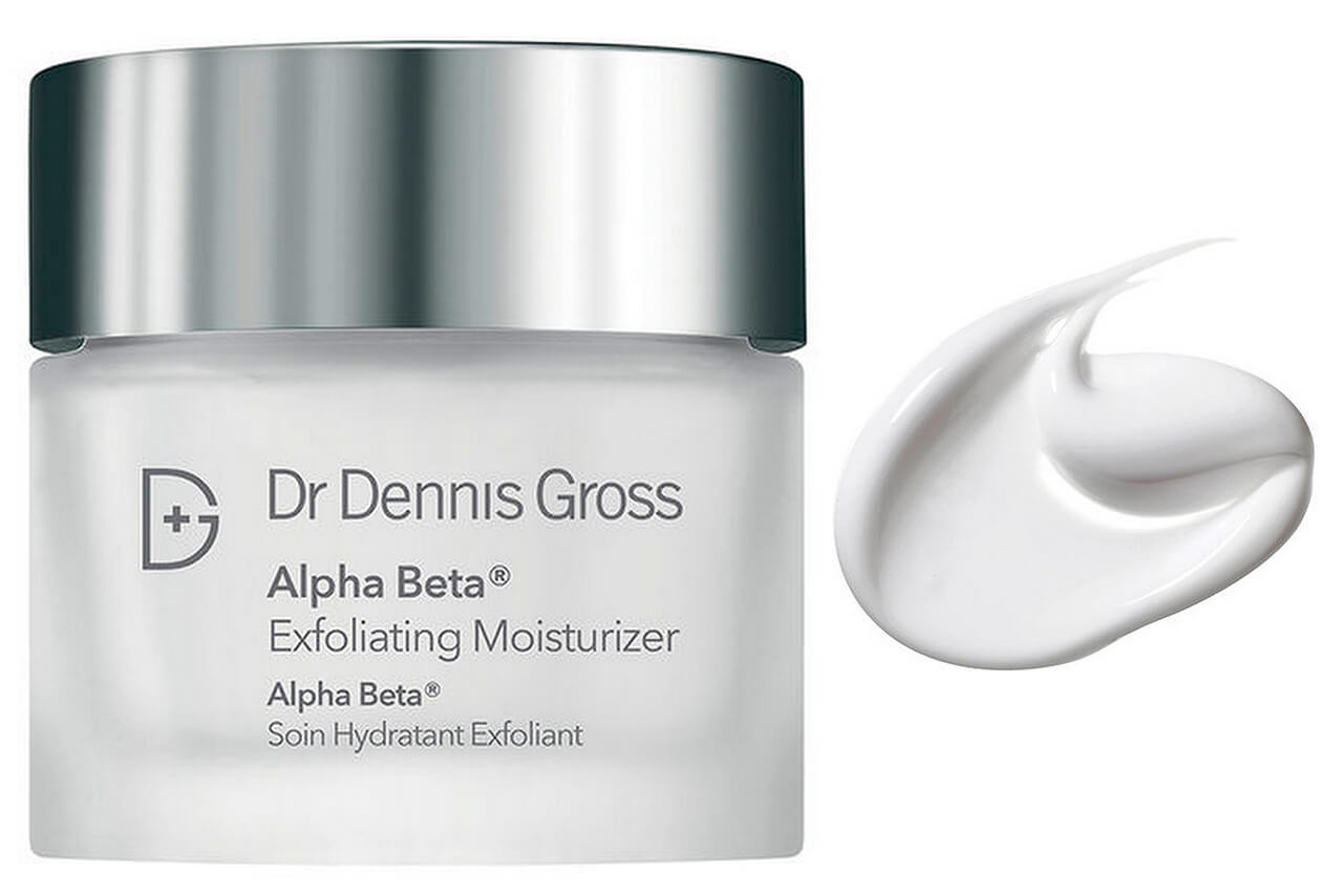 крем для лица Dr.Dennis Gross Alpha Beta Exfoliating Moisturizer