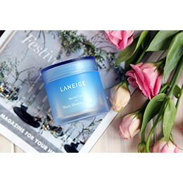 маска для лица Laneige Water Sleeping Mask отзыв