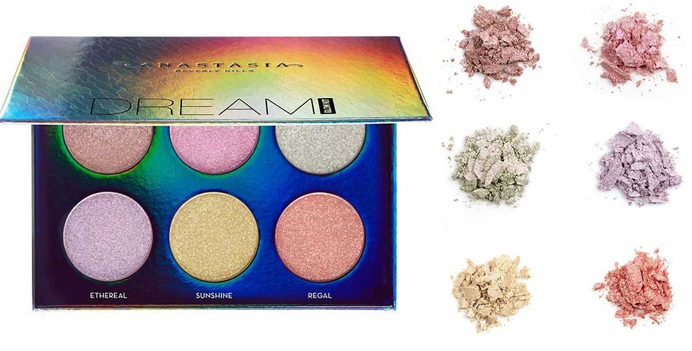 Палетка хайлайтеров Anastasia Beverly Hills Dream Glow Kit