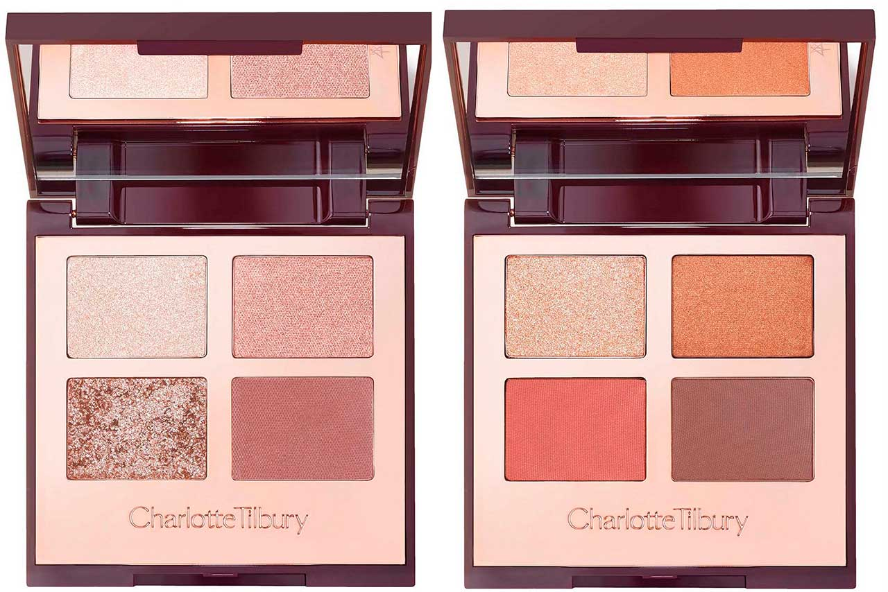 Палетки теней Charlotte Tilbury Bigger Brighter Eyes