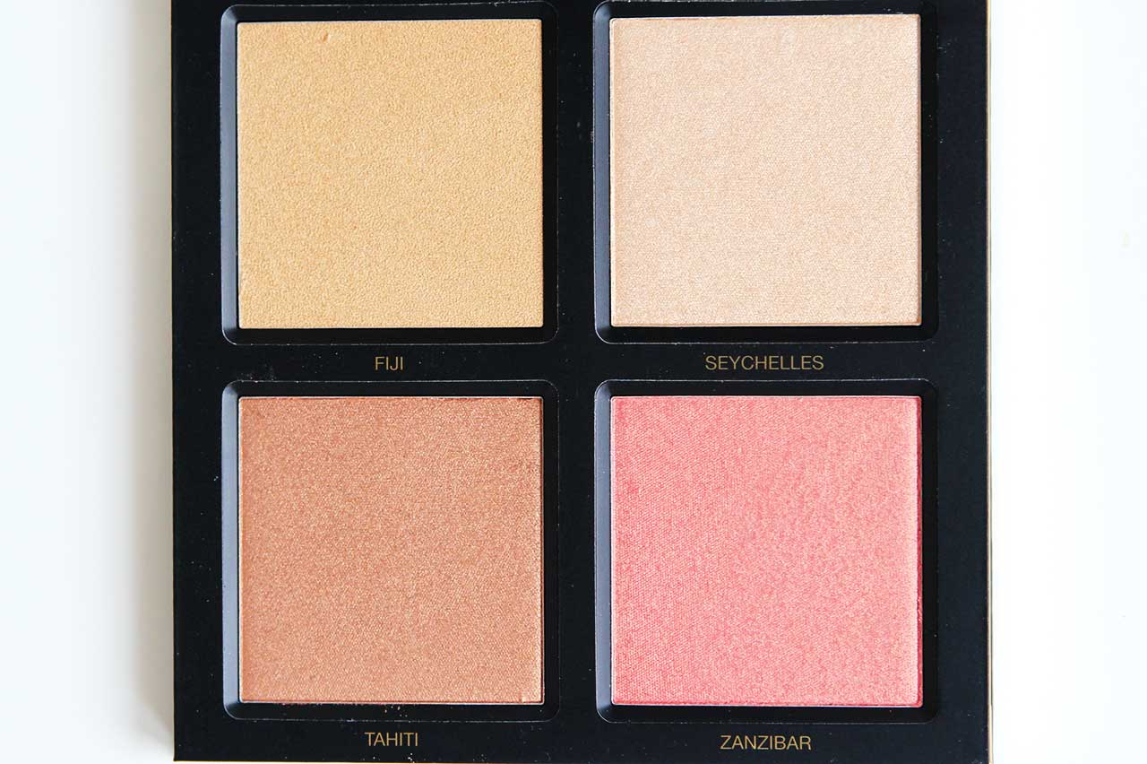 Huda Beauty 3D Highlight Palette отзыв