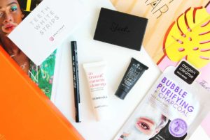 Lookfantastic Beauty Box май 2018