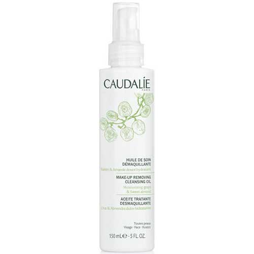 Масло для демакияжа Caudalie Make-Up Removing Cleansing Oil