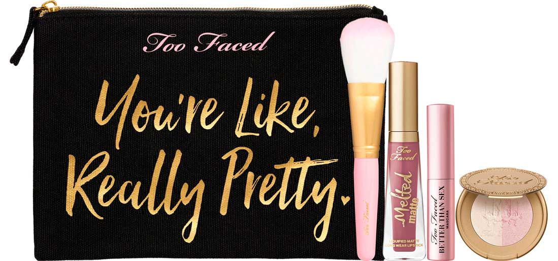 Набор Too Faced One Hot Mama Set