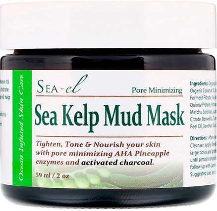 Очищающая маска для лица Sea el Sea Kelp Mud Mask