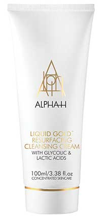 Средство для умывания Alpha-H Liquid Gold Resurfacing Cleansing Cream