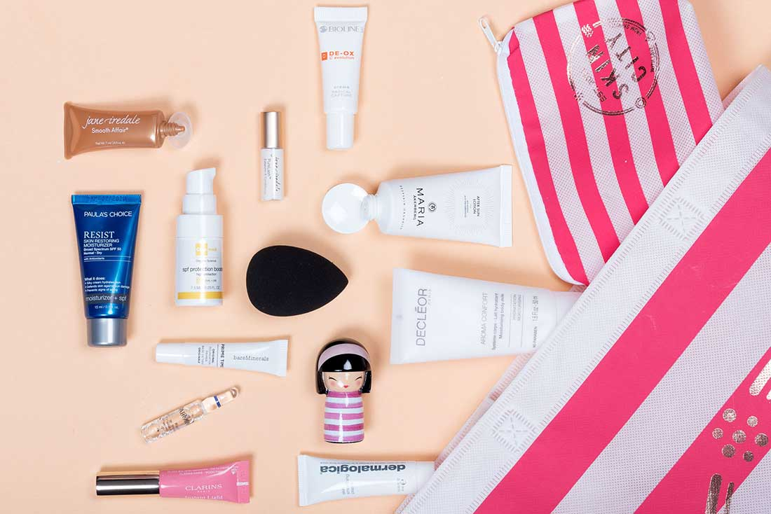набор Skincity Summer Essentials