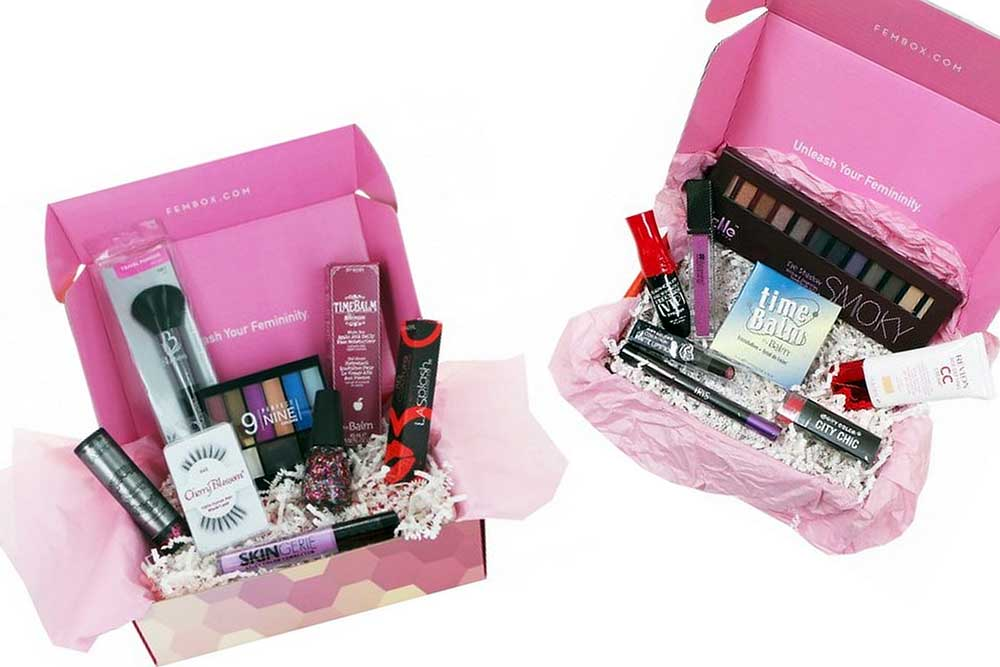 Lovelula Beauty Box июнь 2018