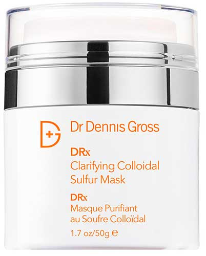 Маска для лица Dr Dennis Gross Clarifying Colloidal Sulfur Mask