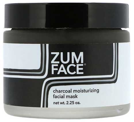 Маска для лица Indigo Wild Zum Face Charcoal Moisturizing Facial Mask